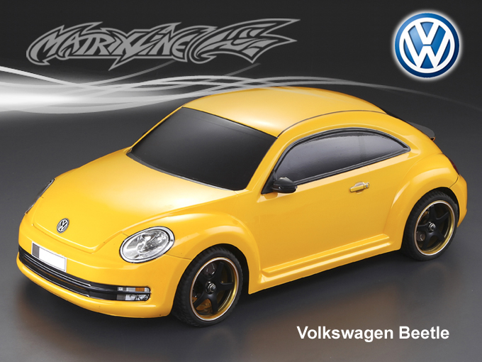 Matrixline VOLKSWAGEN BEETLE Clear Body RC 1/10