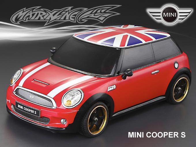 Matrixline MINI COOPER S Clear Body RC 1/10