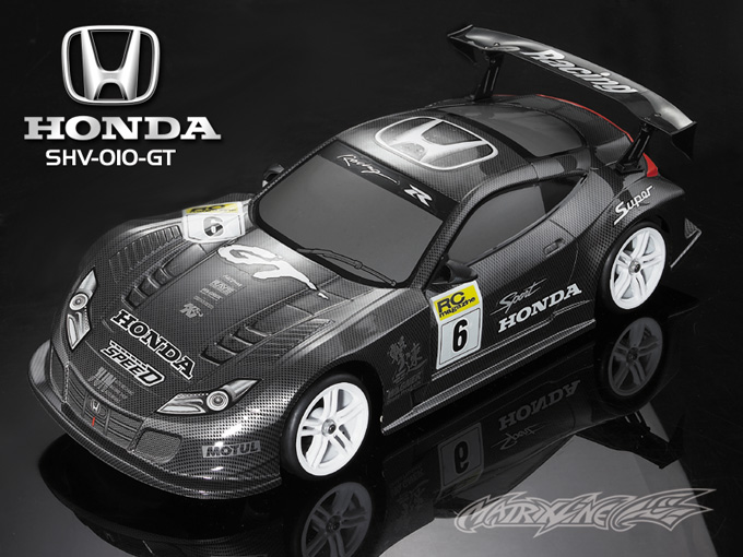 Matrixline Honda SHV 010 GT Clear Body RC 1/10