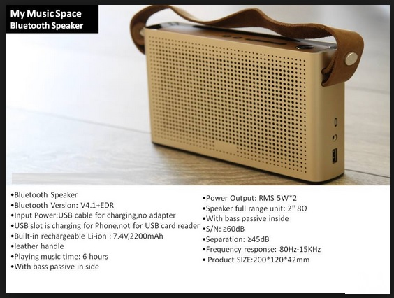 nakamichi bluetooth speaker how to connect