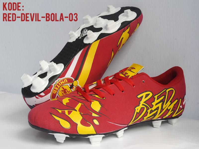 Jual Sepatu Bola Manchester United - Red Devil Bola 03 - AZR ... 55f636771f