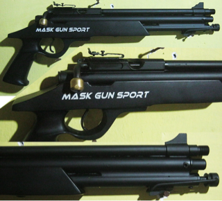 Senapan Angin Gejluk Pistol / gejluk mini / Gejluk Murah