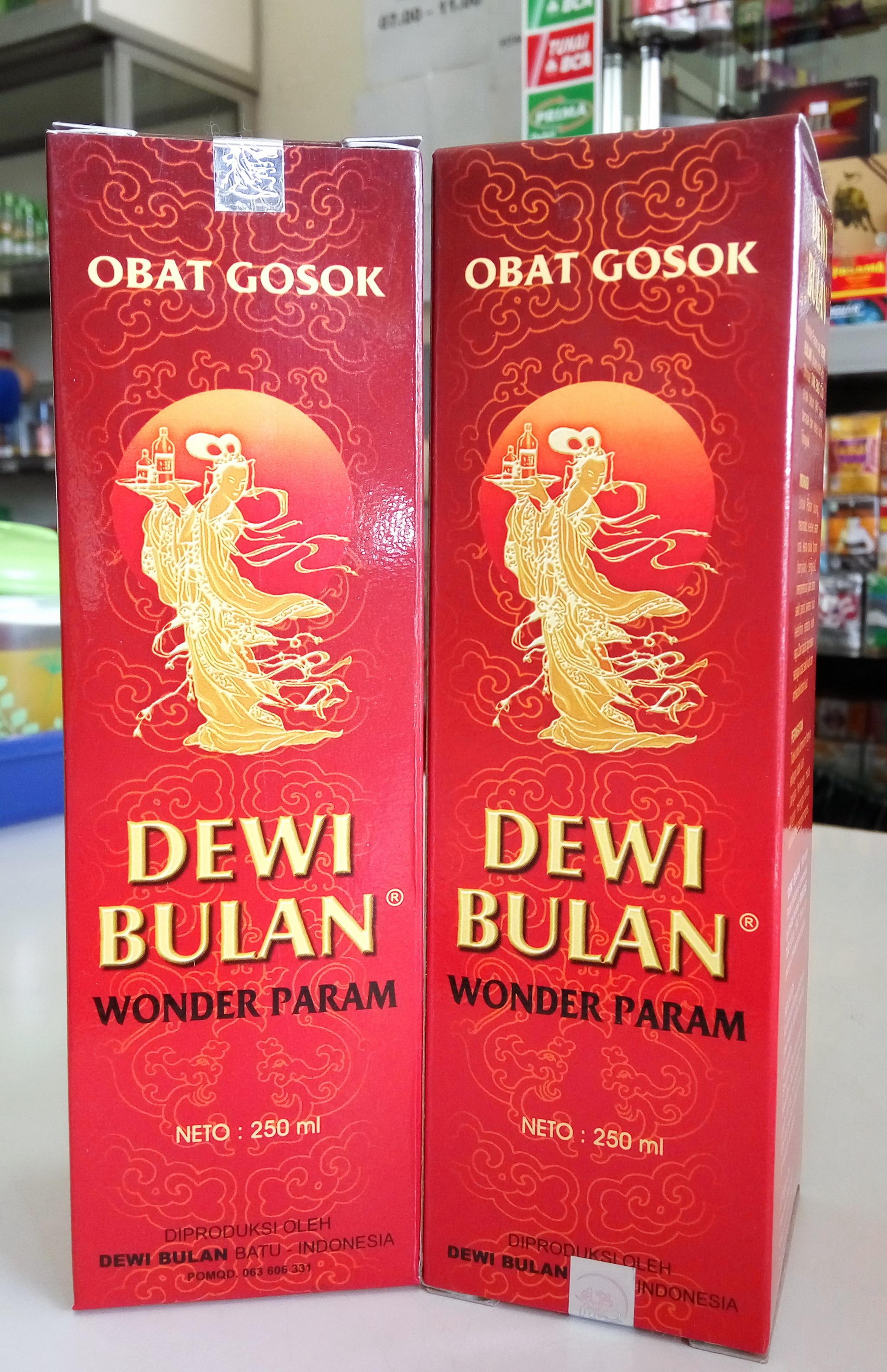 Jual Minyak Gosok Dewi Bulan Refill 250 Ml Toko Jago Tokopedia Obat Asam Urat Fengshijiu