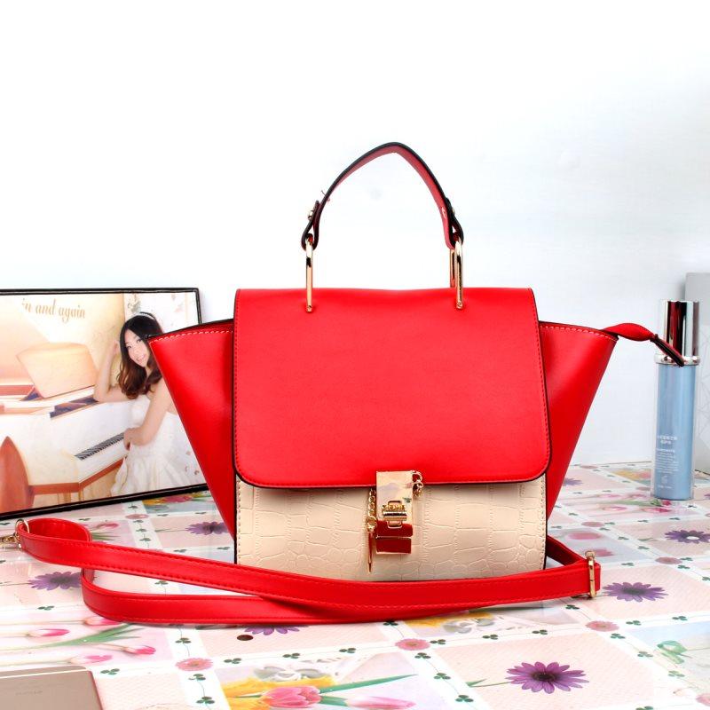 37d0cec5ad07 Jual Tas Import Fashion Korea VSD41 Red - Vanvan Bag Shop ...