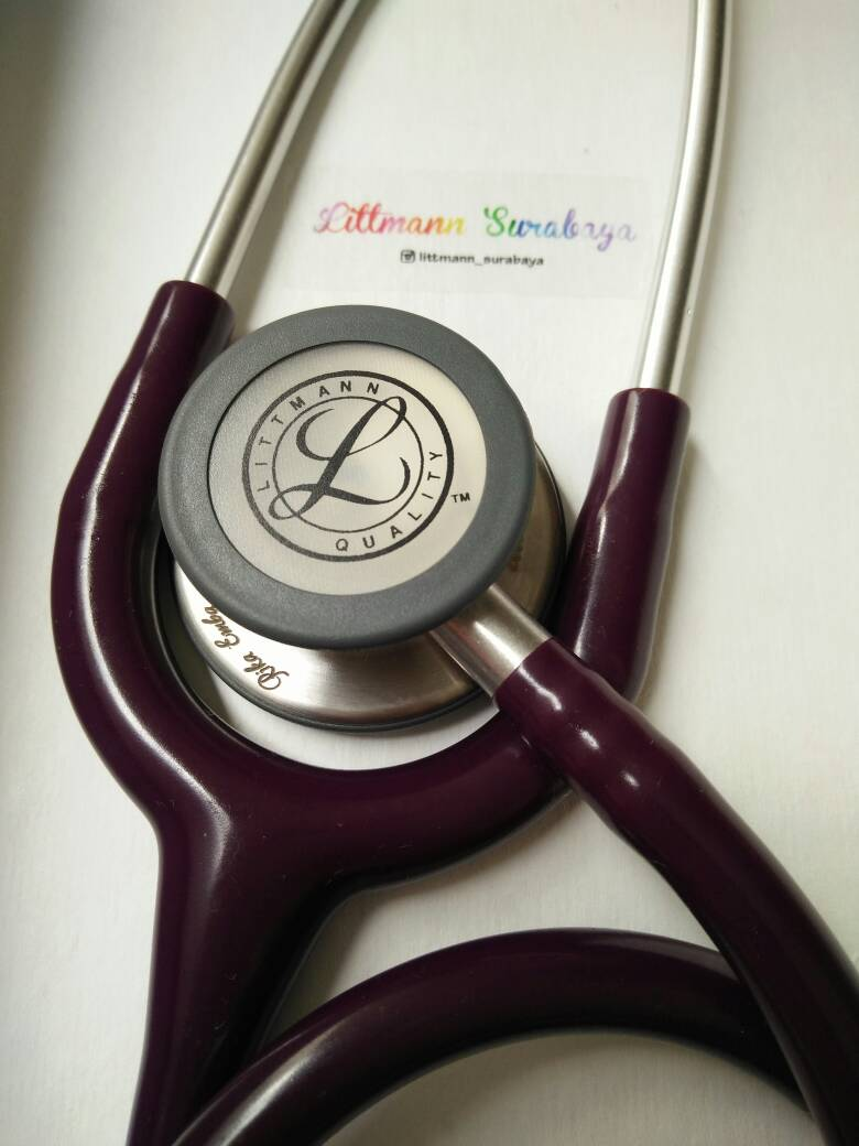 jual littmann classic iii plum stethoscope 5831 littmann. Black Bedroom Furniture Sets. Home Design Ideas