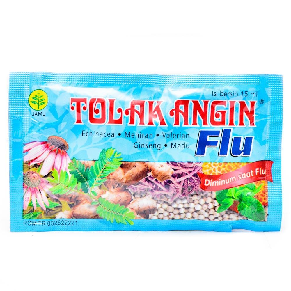 Jual Herbal Tolak Angin Flu Cair Apotik Jafa Tokopedia Isi 12sachet
