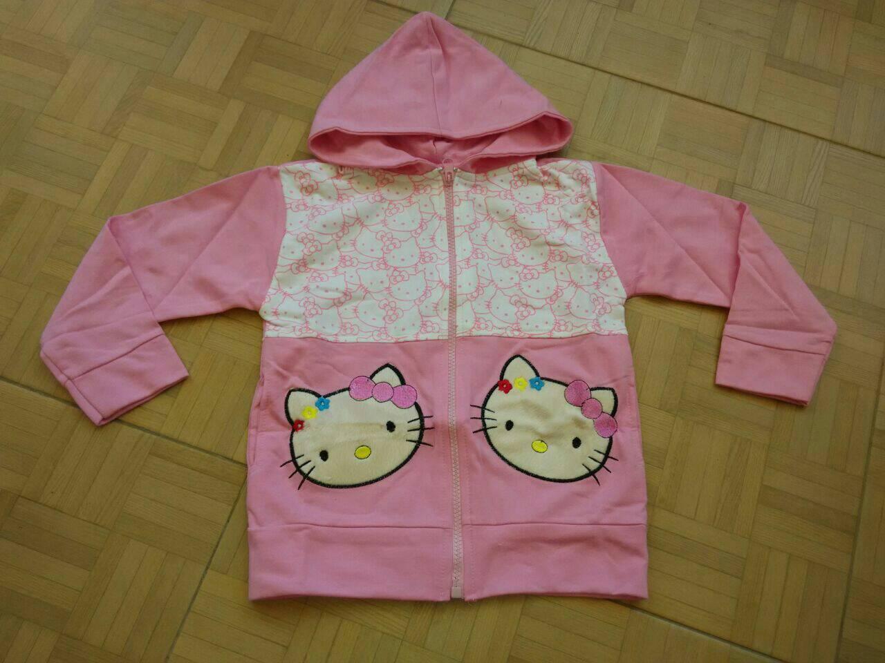 Jual Jaket Anak Twins Hello Kitty Size 6Thn - Cherie Blossom ... ccd14f19d7