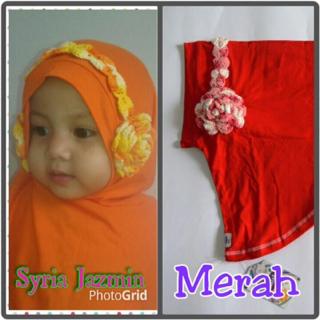 handmade hijab anak syiria jazmin