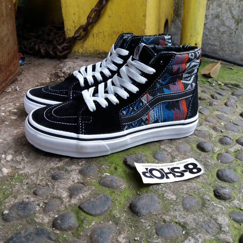 lowest price eaff0 a8543 harga vans old skool sk8 hi ... f10fa680c