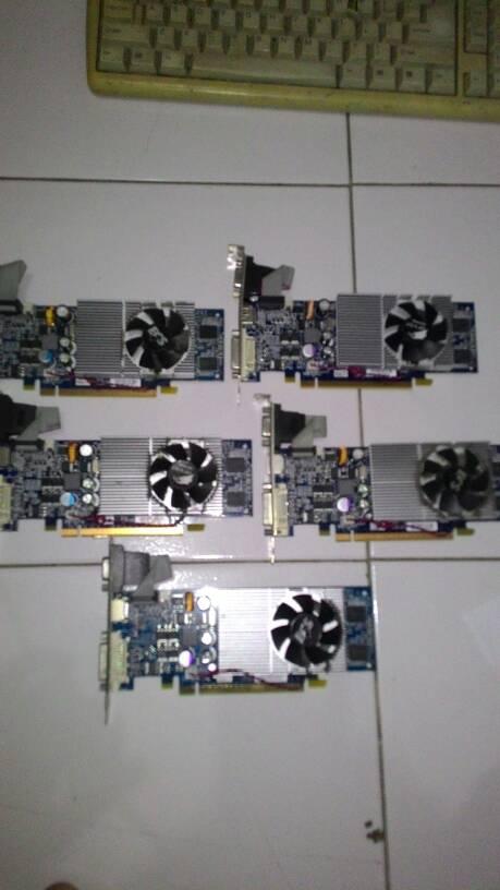 PCI X 9500GT 512MB + HDMI murah