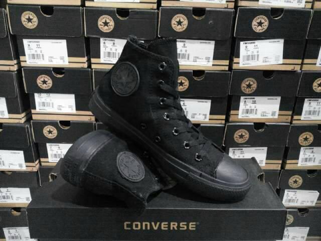 Detail Produk Sepatu Converse High Tinggi (36-43) cowok-cewek dd4b67d912