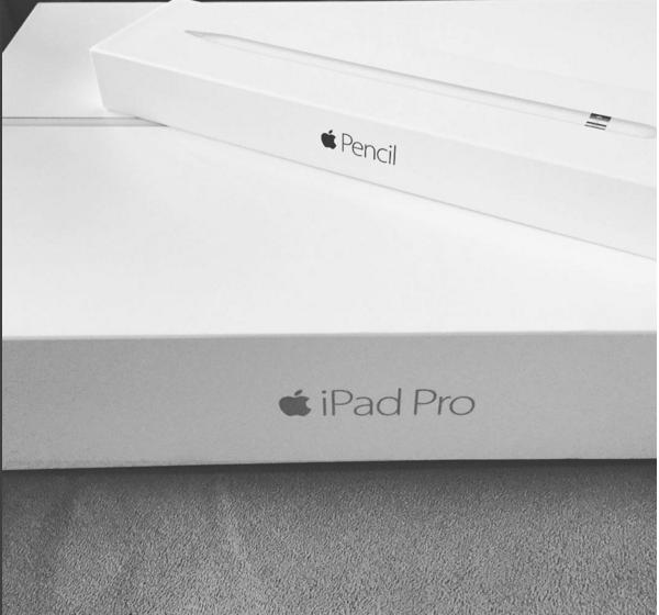 Jual Apple IPad Pro 32GB Wifi Only Gold Grey