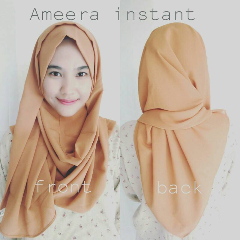 Pashmina Instant / Hijab Instant / Ameera Instant