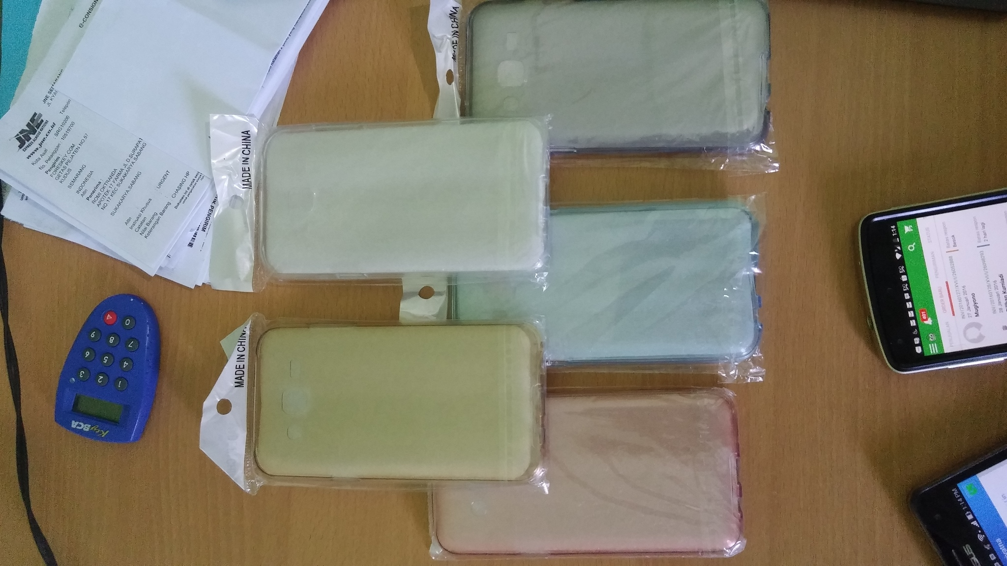 Jual Samsung Galaxy J5 Soft Case Cover Casing Transparan