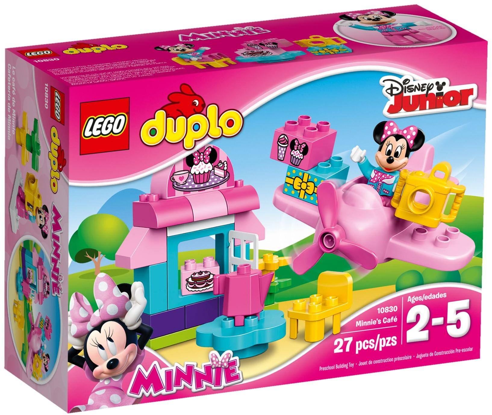 LEGO # 10830 DUPLO  Minnie's Caf