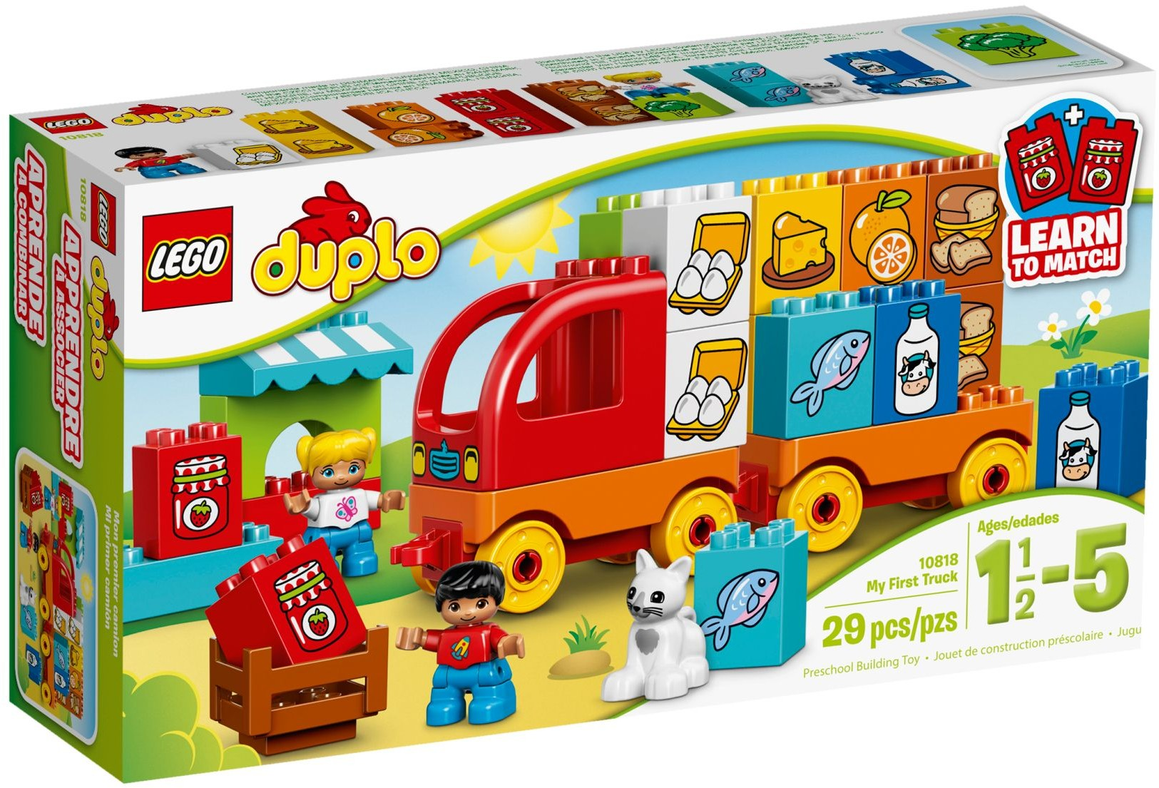 LEGO # 10818 DUPLO  My First Truck