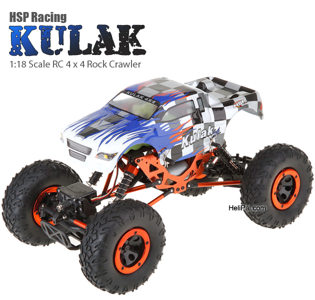 HSP Kulak 2.4Ghz Ready to Run