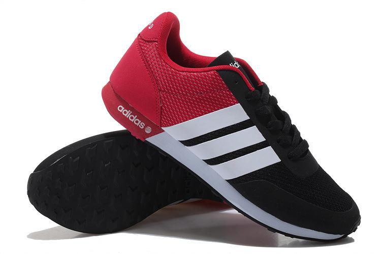 Jual Sepatu Adidas Neo V Racer Red Merah Murah Running