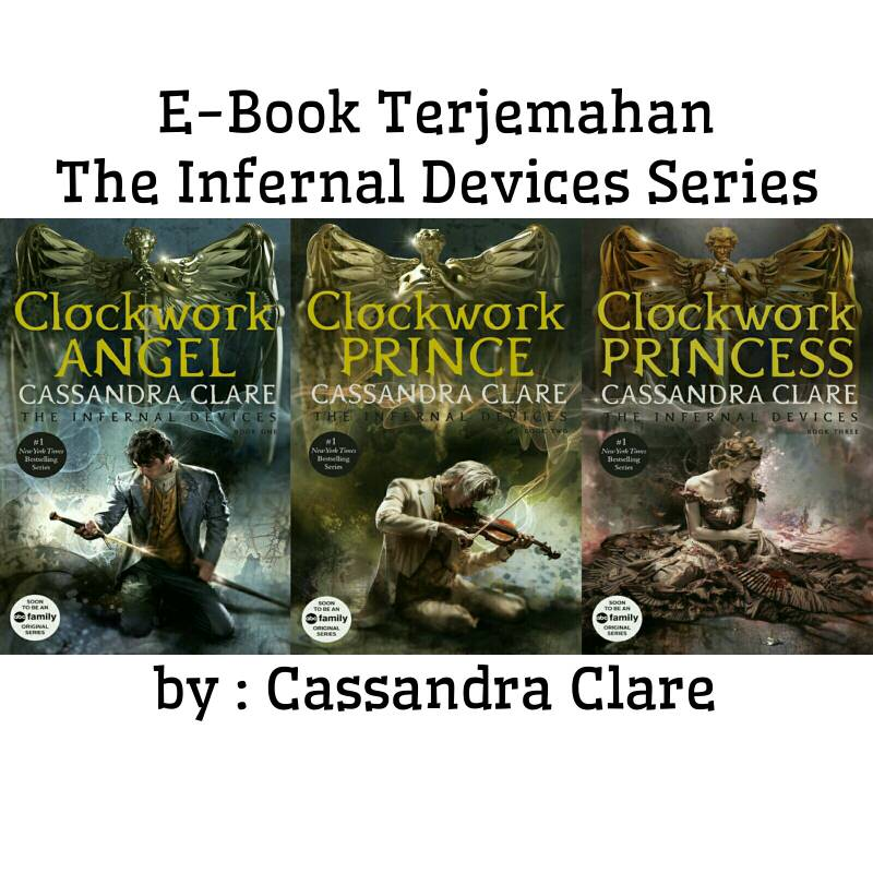 Infernal Devices Book 3 Pdf