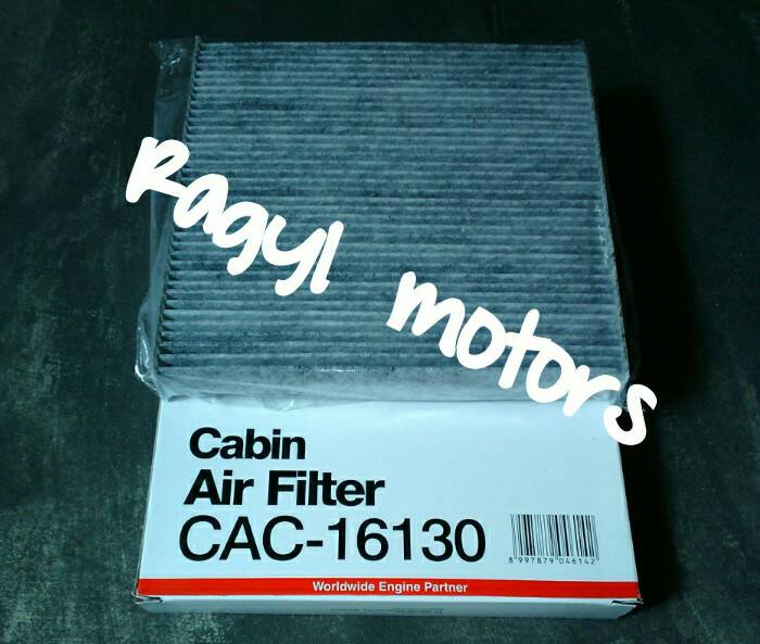 Filter Ac JAZZ `08, CITY `09, FREED (Carbon Type)