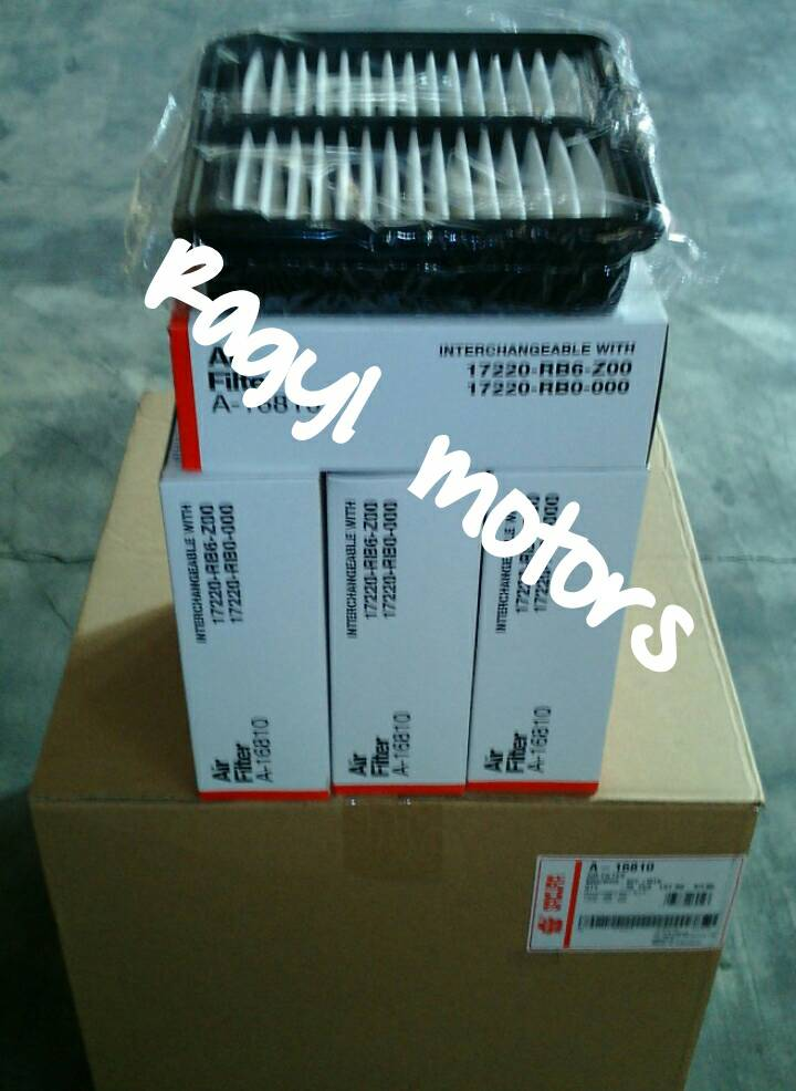 Filter Udara All New Jazz/Freed/All New City,Mobilio,Brio