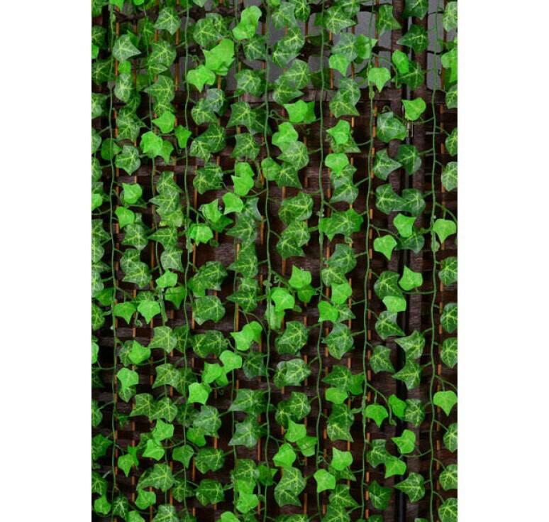 artifisial leave daun merambat imitasi tanaman hias bunga