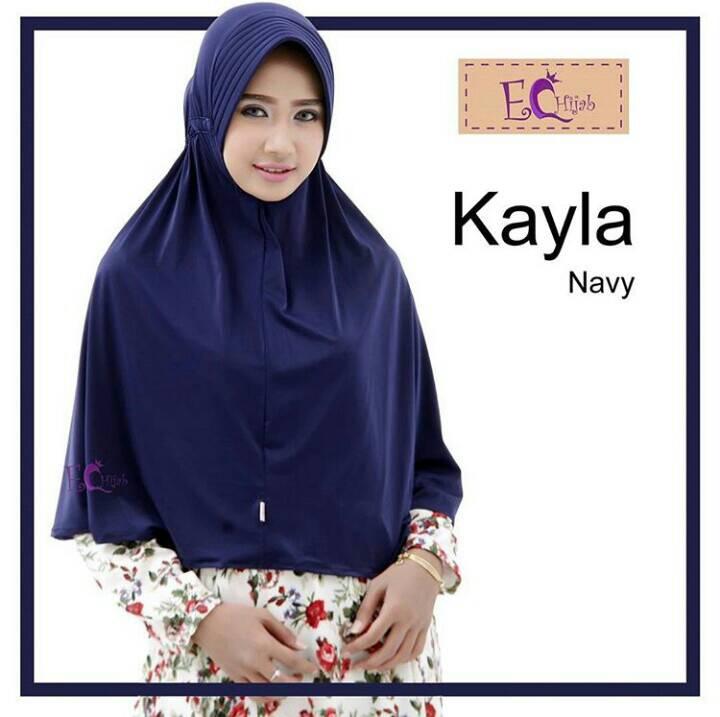 Bergo Instan Kayla / Hijab / Khimar / Jilbab
