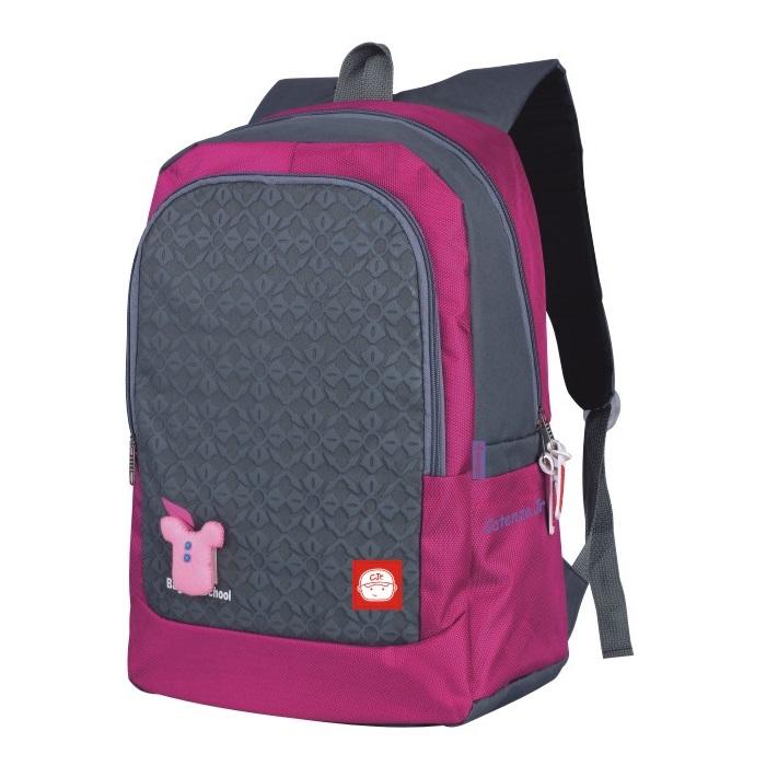 tas ransel anak simple elegan sekolah cowok cewek ori stf 037