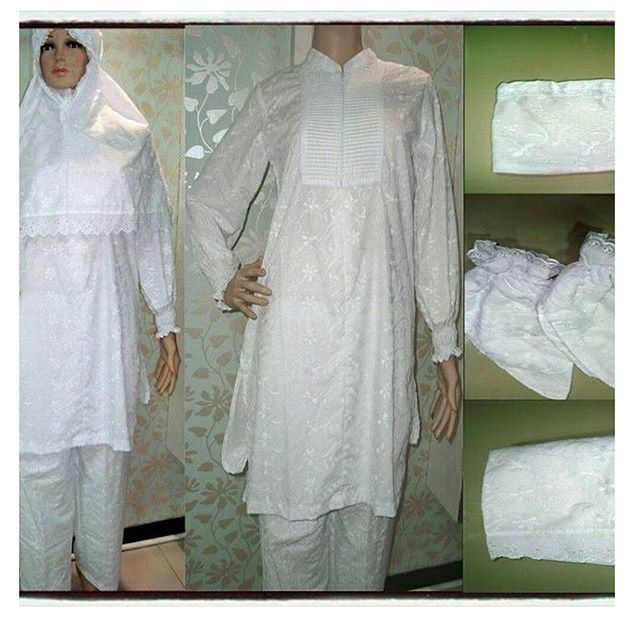 Jual Baju Ihrom Wanita Muslim Ihram Perempuan Haji Umroh