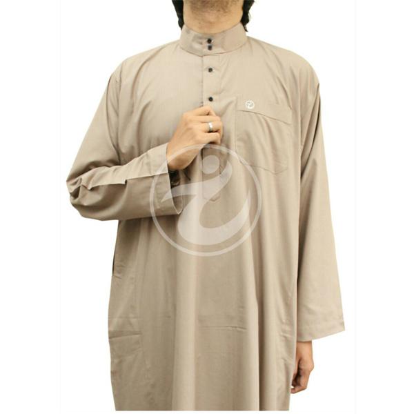 Jual Jubah Al Khoir Model Haramain Ar Riaz Moslem Wear