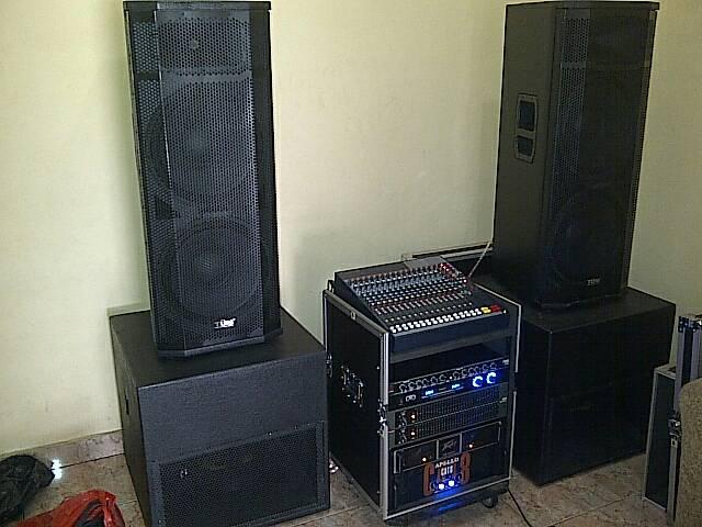 sound system. diskusi produk paket sound system 5000 watt, siap pakai, rental indoor/outdoor ok - neotriko soundsystem | tokopedia