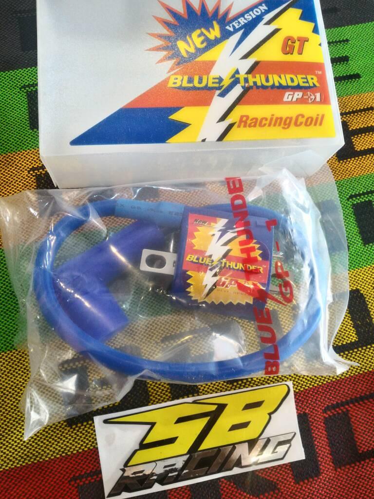 Jual Koil Blue Thunder Universal Motor Karbu Sb Lampung Tokopedia Racing