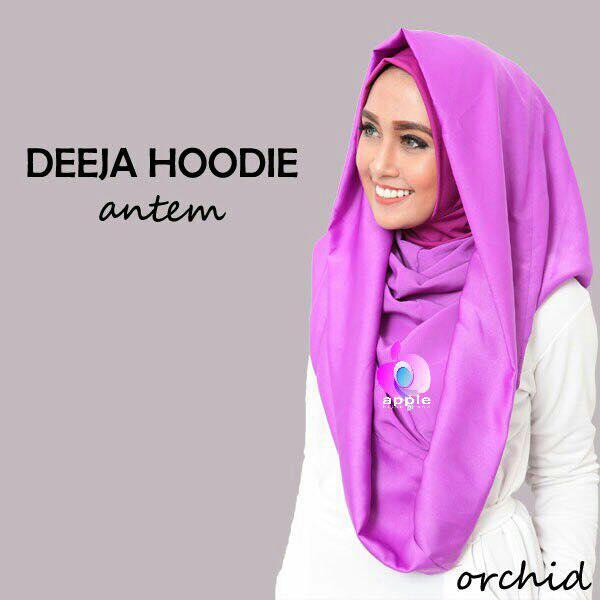 DEEJA HOODIE ANTEM by Apple Hijab