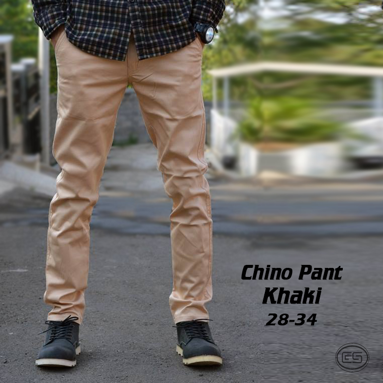 Mocca Lazada Indonesia Source · Celana Chino Panjang Khaki Premium Khakis Kantor Slimfit .