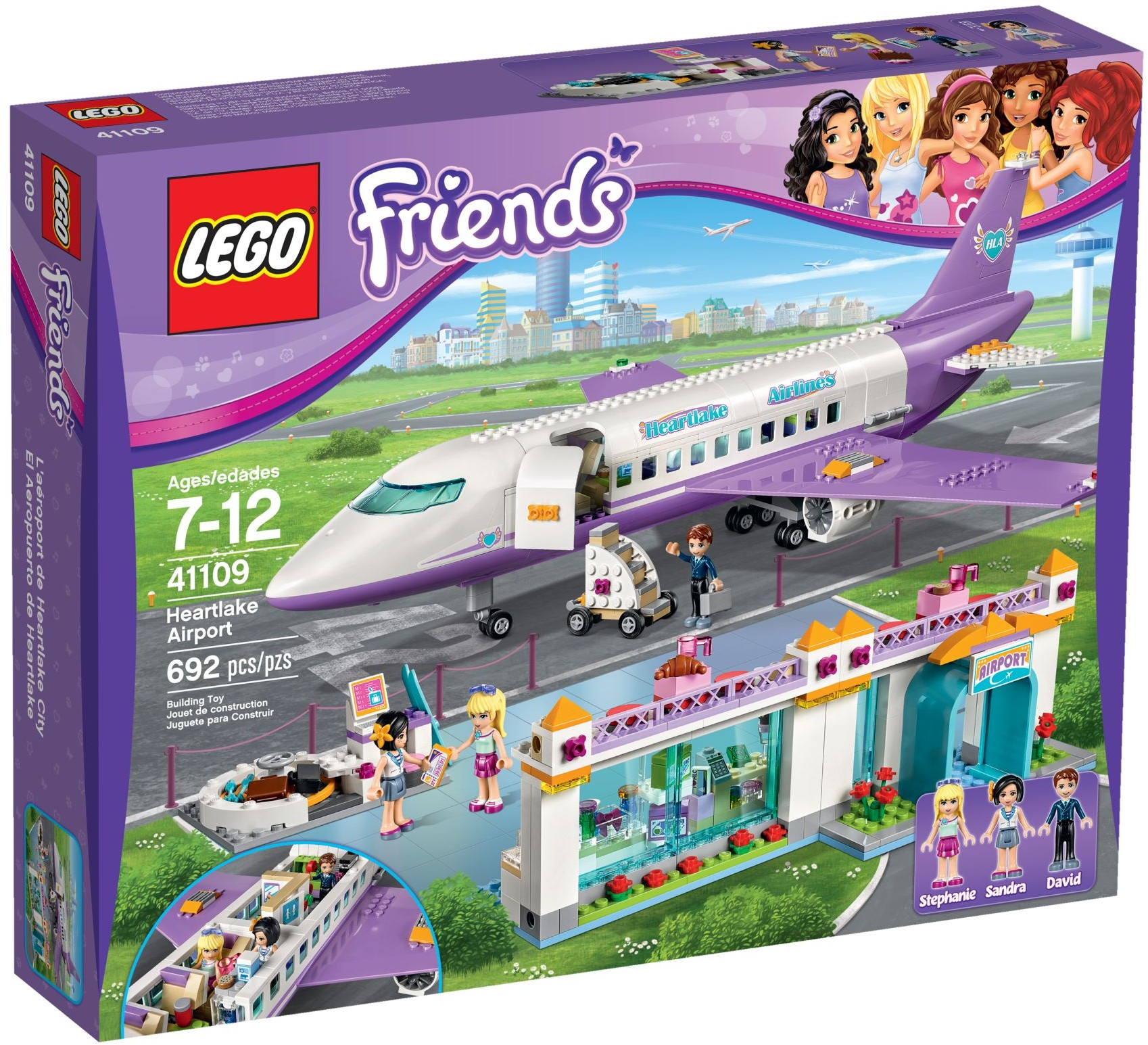 LEGO 41109 - Friends - Heartlake City Airport