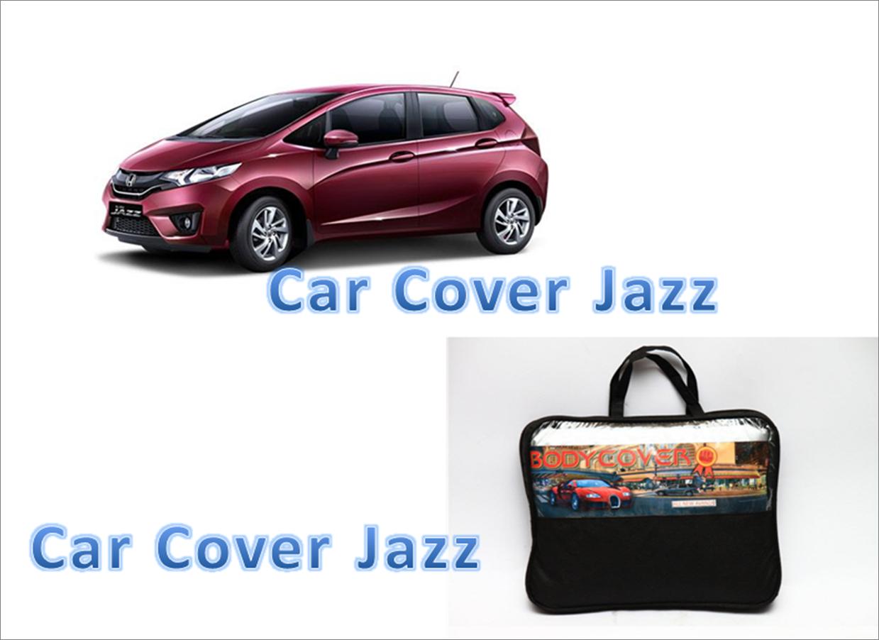 Car Cover Honda Jazz (Selimut Mobil)