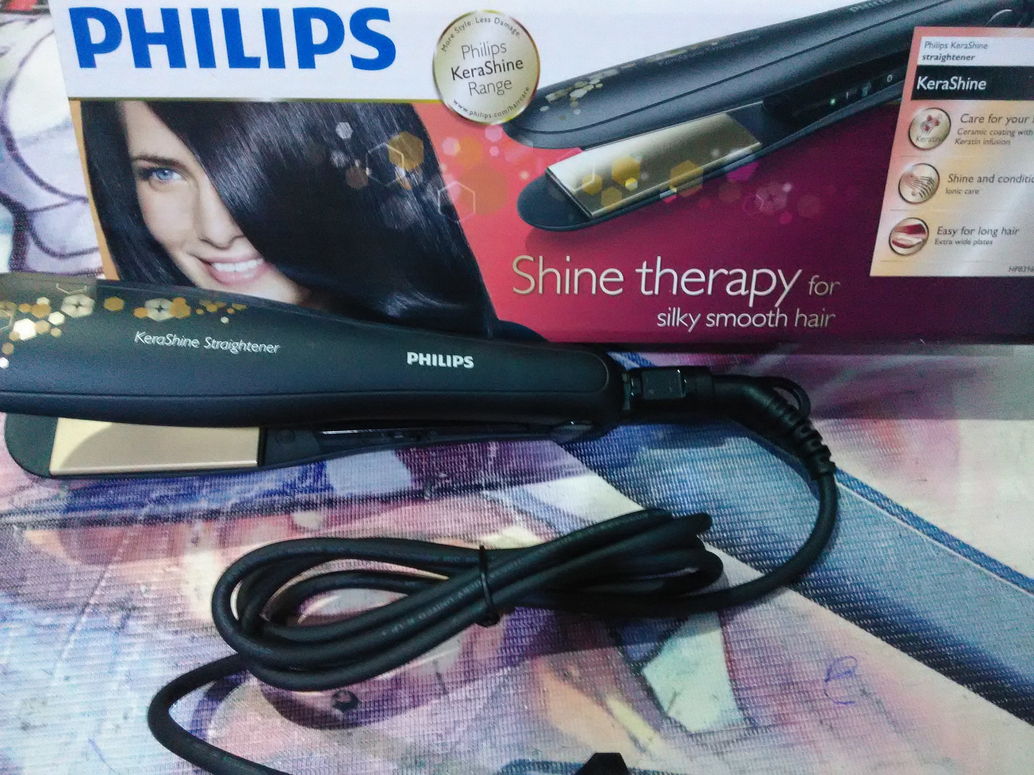 Philips Straightener Catokan Modern Hp8302 Page 4 Daftar Update Catok Hp 8302 Pelurus Hair Keramik Jual Kerashine 8316 Rambut Goda Gado Bali Tokopedia