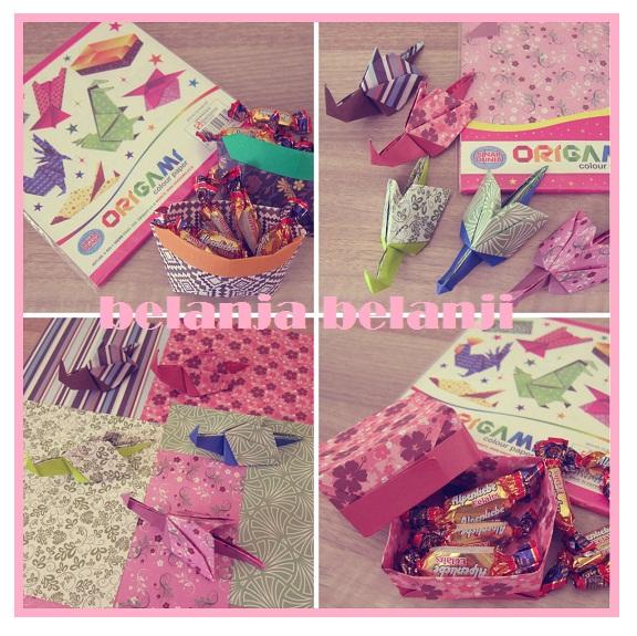 Jual Kertas Origami Motif Grosir Ecer Origami Colour Paper ...