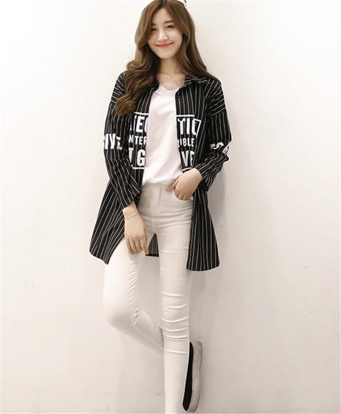 Jual Kemeja Baseball Art Atasan Luaran Coat Jaket Pakaian Wanita Import New Grosir Korean
