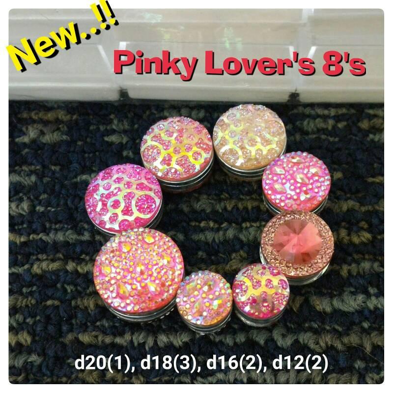 Paket 8's Bros/Pin/Magnet Hijab Khimar syar'i Cantik Mewah Murah