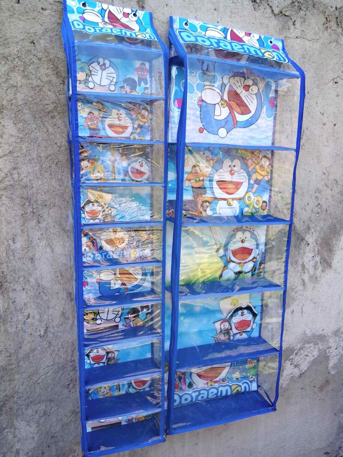 Jual Tempat Tas Dan Sepatu Doraemon Extrude Store Tokopedia Rak Karakter Gantung