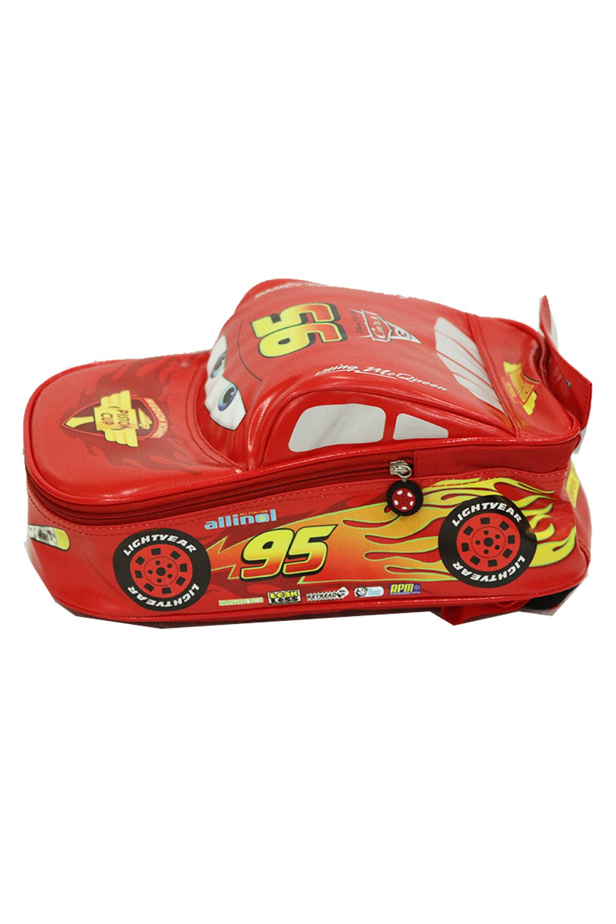 Jual Tas Ransel Sekolah Anak TK Cars On The Road 3D TK