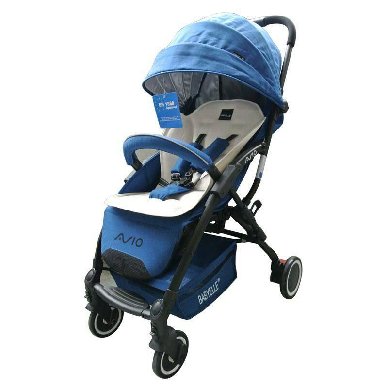 stoller babyelle avio 918 blue Murah