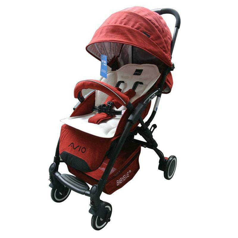 stoller BabyElle Avio 918 Red Murah
