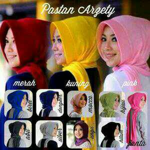 hijab / kerudung / phasmina / pastan arzety