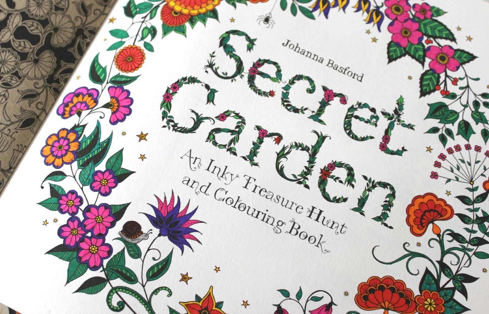 Coloring Gramedia Book Garden Harga Secret Di Adults Dewasa For Untuk Jual Buku Mewarnai