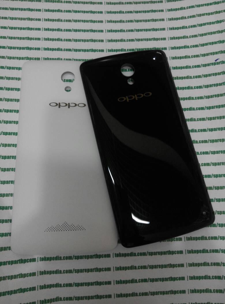 Jual Back Door Case Oppo Yoyo Mini R2001 Spareparthp Find 5 Putih Tokopedia