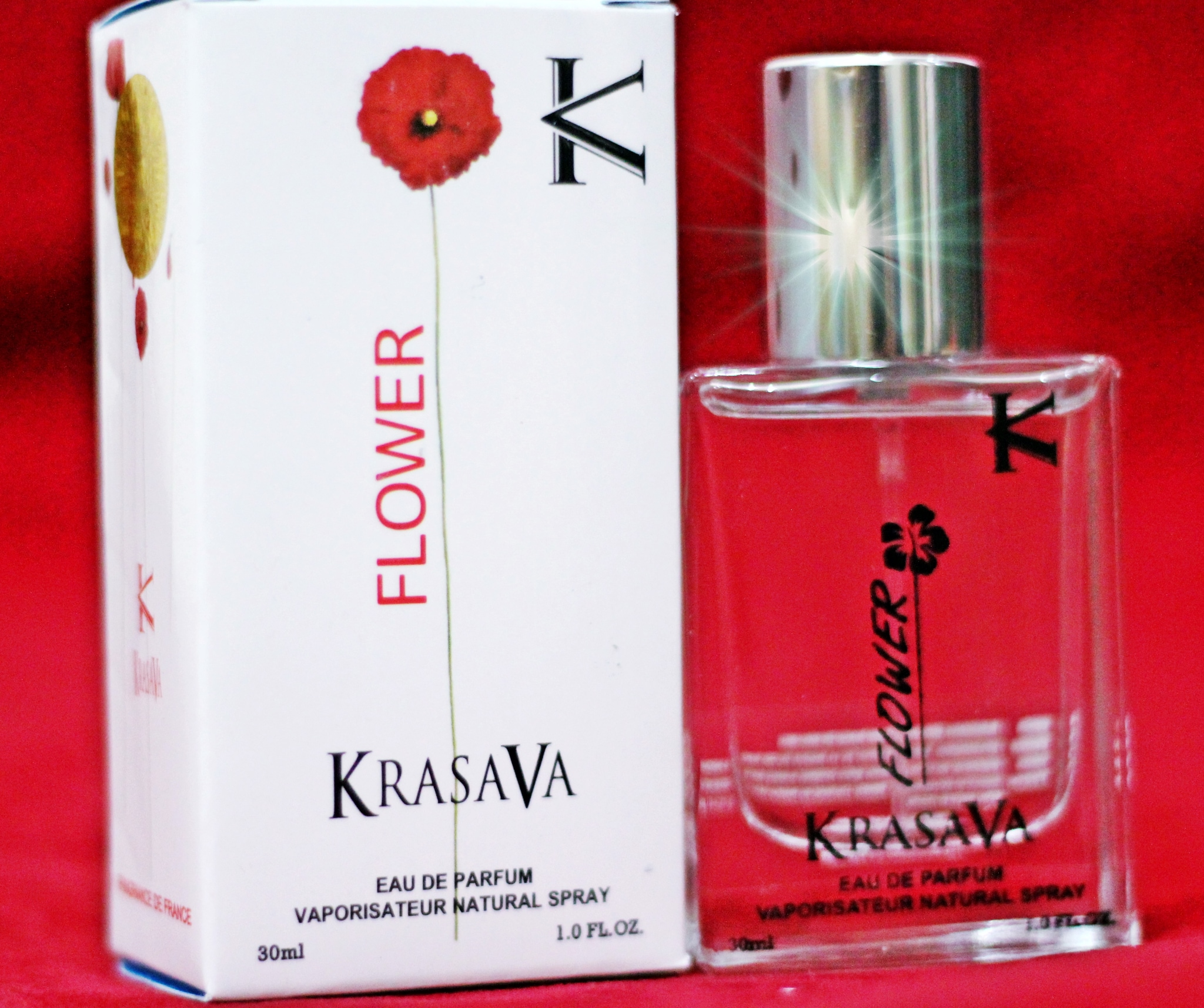 KrasaVa Flower For Woman Perfume