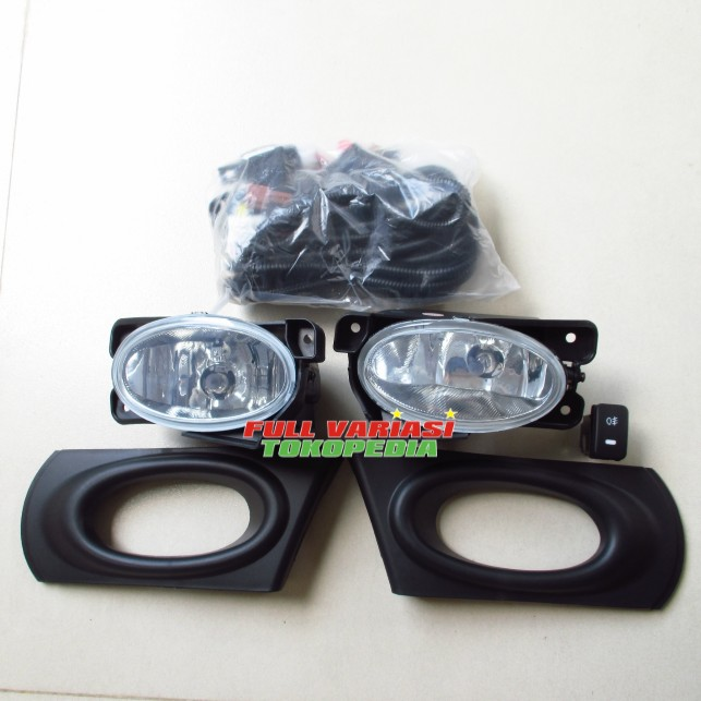 Foglamp/Lampu Kabut Honda Jazz RS 2011-on