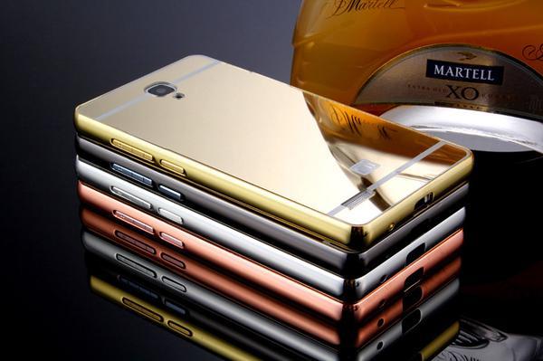 detailed look ce73e ec983 Jual Mirror Alumunium Case for Xiaomi Redmi Note 1 - Jakarta Barat ...